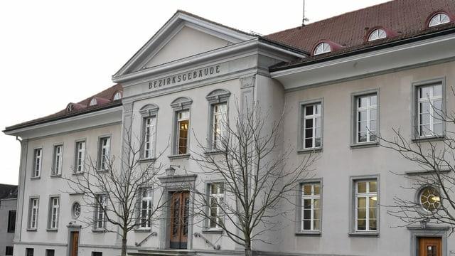 Das Bezirksgericht Bülach