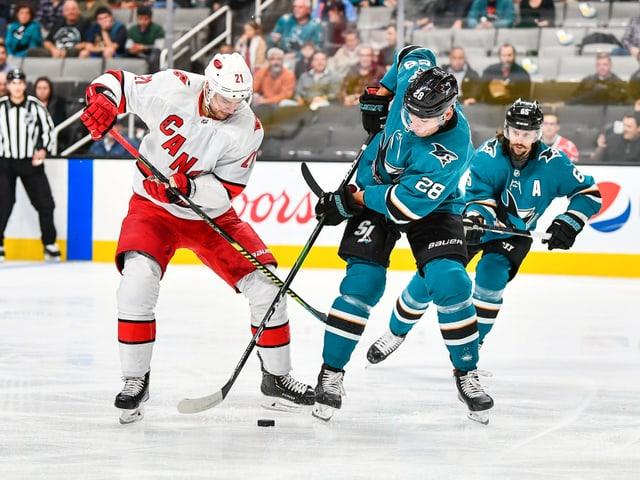 Traumtor von Columbus' Milano - Meiers Sharks mit 3. Erfolg in Serie