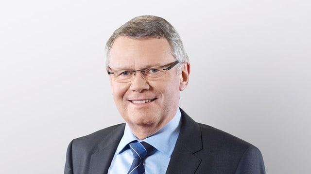 Il Lucernais Viktor Baumeler è vegnì elegì sco nov president da la SRG SSR fin il 2017.