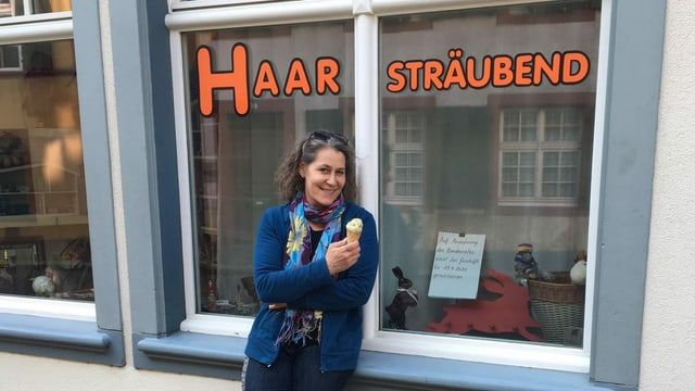 Gaby Messmer, Salon «Haarsträubend»