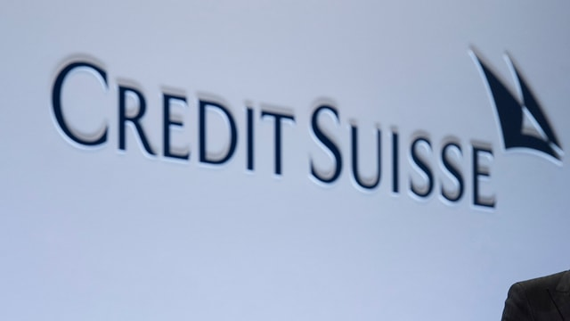 Logo da la banca Credit Suisse