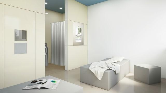 Visualisierung Zimmer