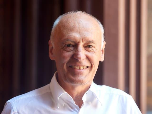 Il president da l'ASO, Remo Gysin.