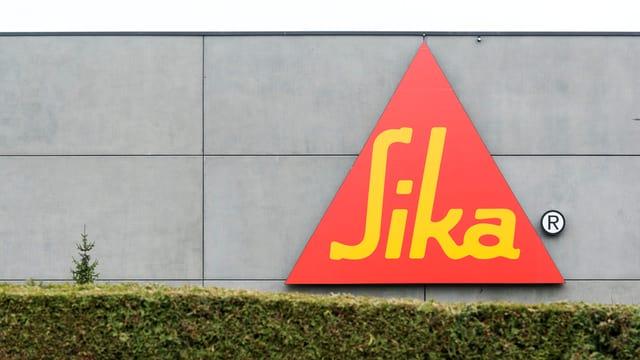 Vista sin il logo da la Sika.