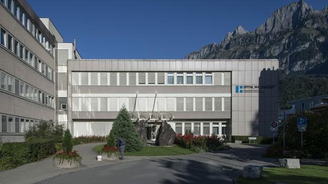 Ospital da Walenstadt.