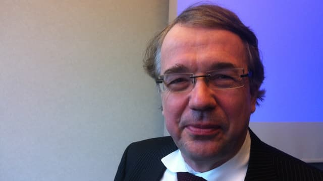 Rudolf Hanko, CEO der Siegfried