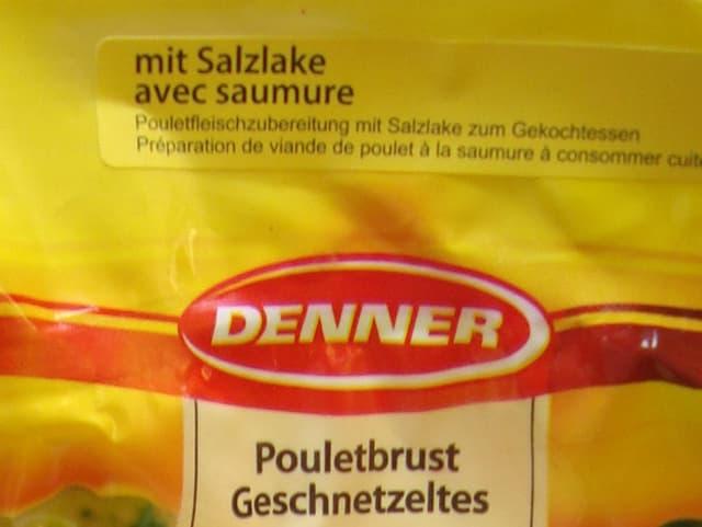 Neuer Hinweis-Kleber «mit Salzlake»