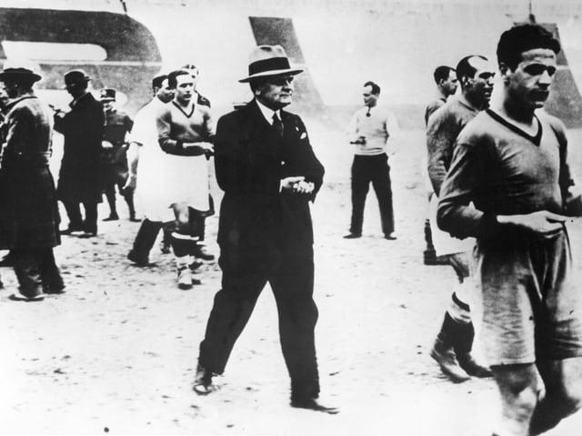 WM 1934 Italien