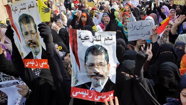 Pro-Mursi-Demo