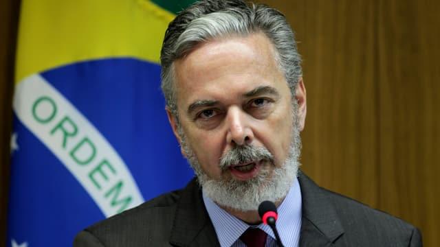 Brasiliens Aussenminister Antonio Patriota.