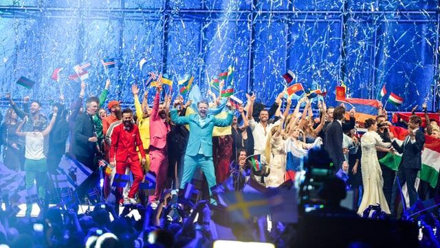 Video «Eurovision Song Contest vom 06.05.2014» abspielen
