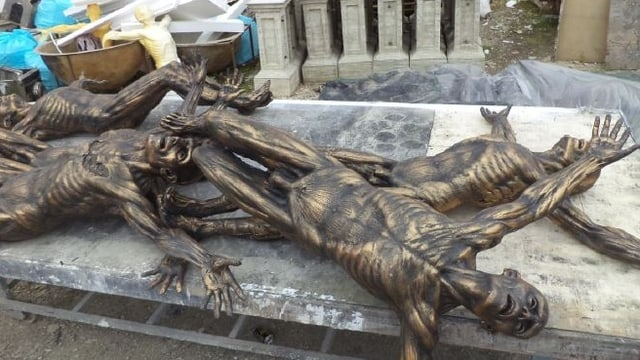Broncefiguren