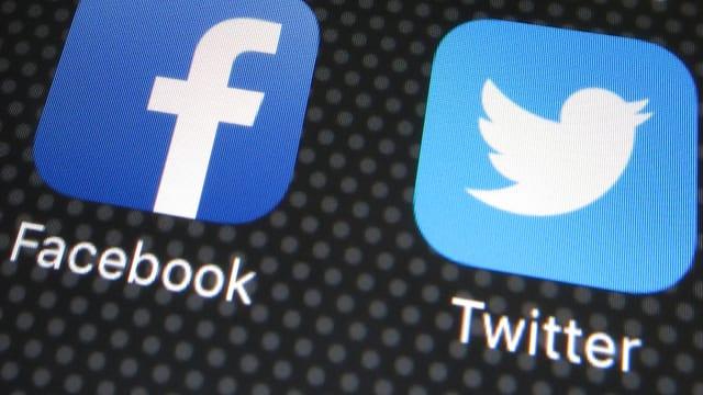 Apps Facebook e Twitter