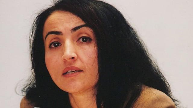 Porträt Gülistan Gürbey