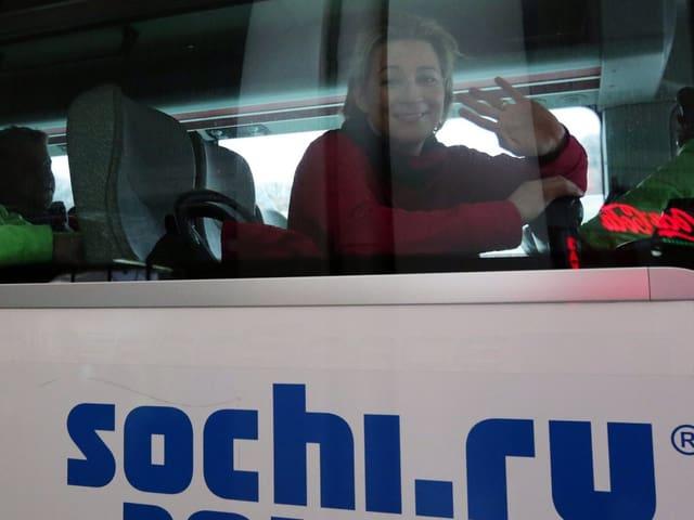 Claudia Pechstein.
