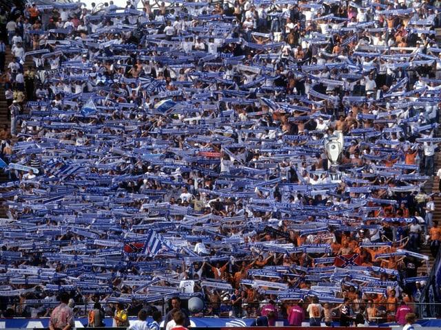 Marseille-Fans
