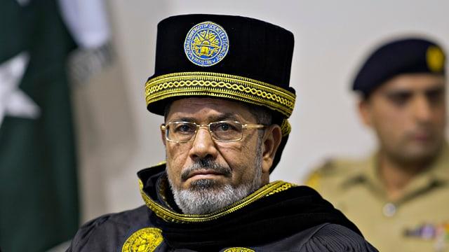 Ägyptens Präsident Mohammed Mursi.
