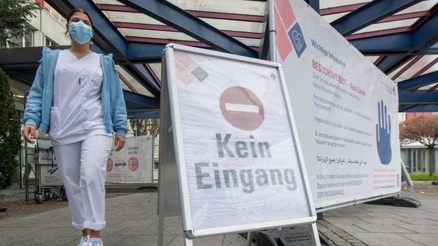 Deutsche Ärzte warnen vor Kollaps an Spitälern