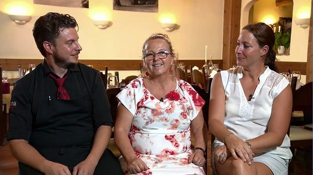 Video «Kanton Tessin – Tag 2 – Restaurant Da Gina, Ascona (Wiederholung)» abspielen