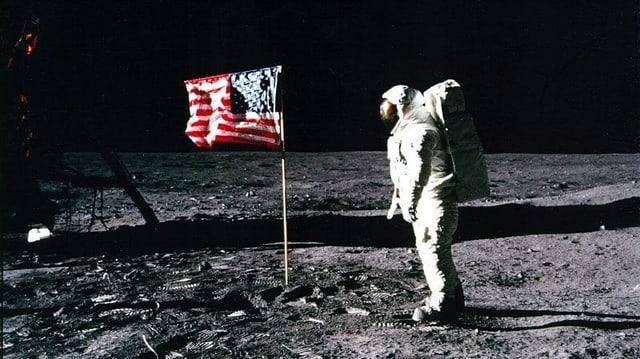 Erlebe die Mondlandung in Echtzeit
