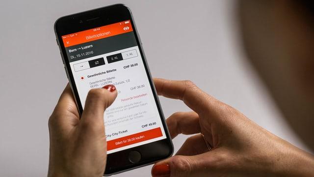 SBB-App: Ihre Erfahrungen