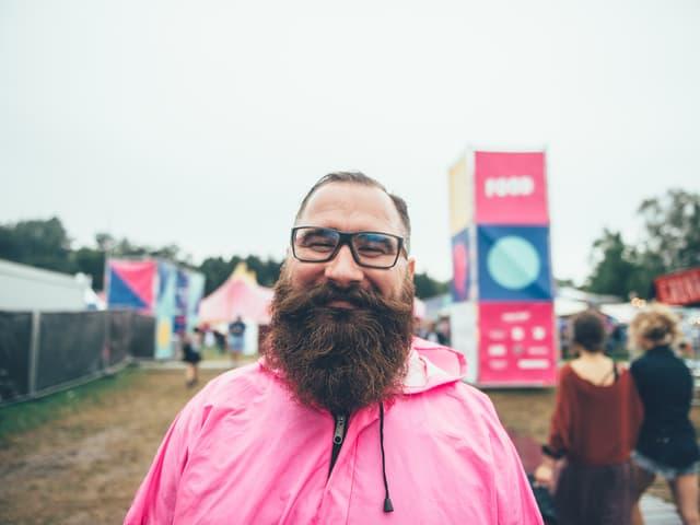 Findet sich mit 37 Jahren zu alt, um ein Hipster zu sein: Andi aus München.