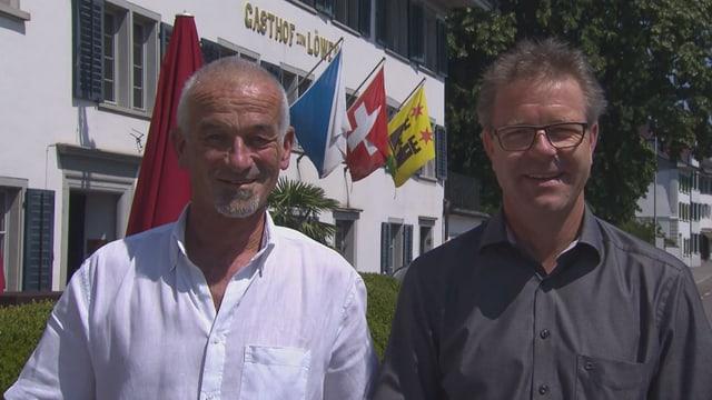 Video «Gewinner Spezial – Tag 4 – Restaurant Löwen, Meilen» abspielen