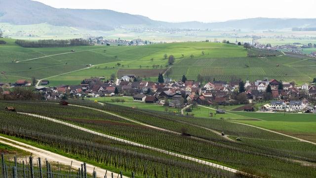 Dorf im Kanton Schaffhausen