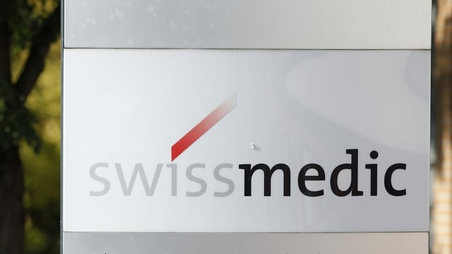 Tafel: Swissmedic.