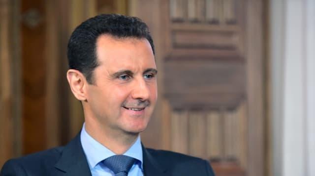 Baschar al-Assad è gia dapi l'onn 2000 president da la Siria.