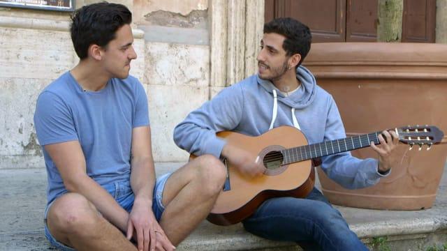 Video «Dai, domanda!: Musica (9/10)» abspielen