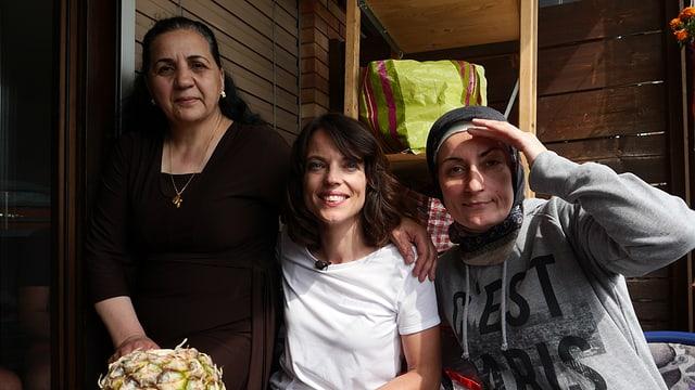 Video ««Mona mittendrin» im Asylzentrum (3/5)» abspielen