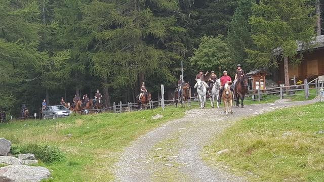 Il traject dal Vnuost al «Ultental».