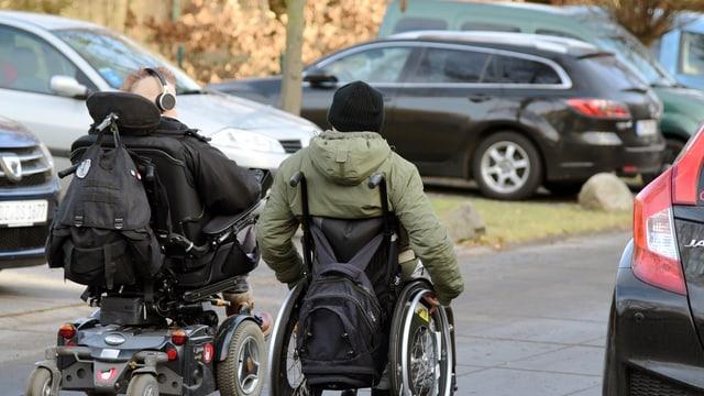 Mehr Barrierefreiheit für Behinderte rund um den Bodensee gefordert.