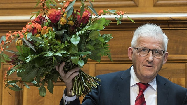 Hans Stöckli neuer Ständeratspräsident