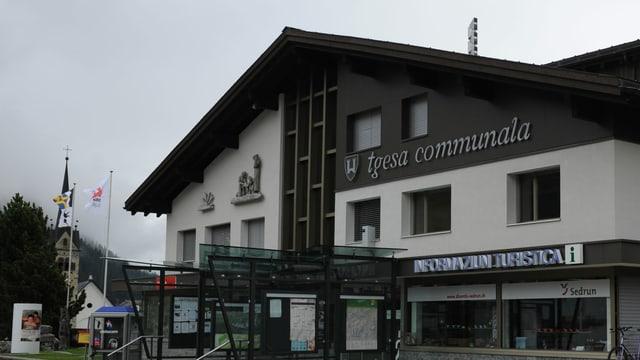 Tgesa communala da Tujetsch.