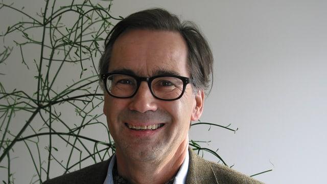 Daniel Huber, ehemaliger Kulturförderer des Kantons Luzern
