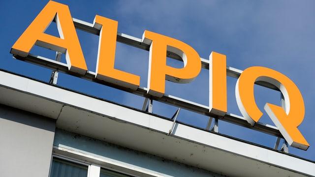 Logo mellen d'Alpiq