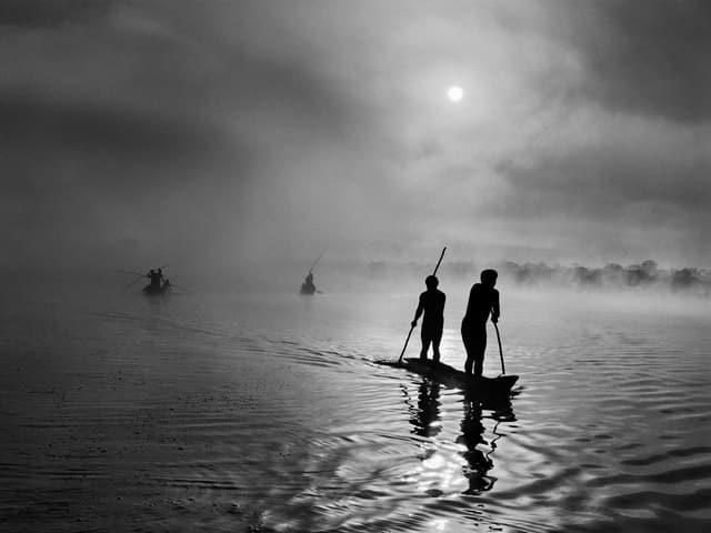 Indigene im Amazonas.