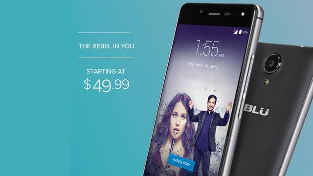 Bild des Smartphones R1 HD