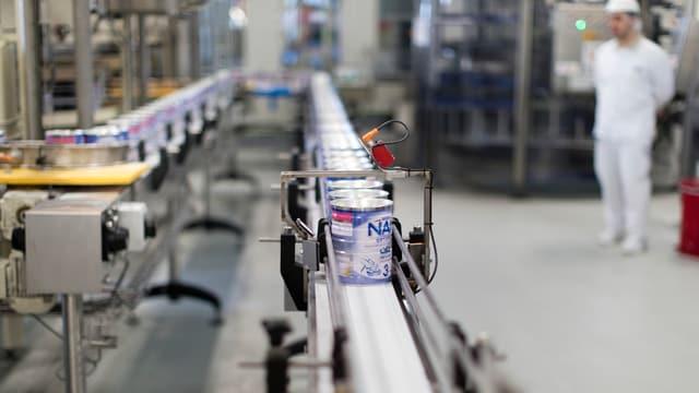 Nestle-Fabrik