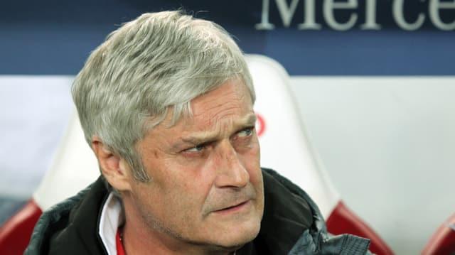 Armin Veh ist überzeugt, dass er in Stuttgart keine Impulse mehr setzten kann.