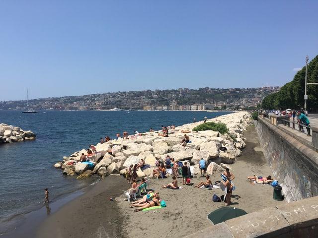 Strand von Chiaia