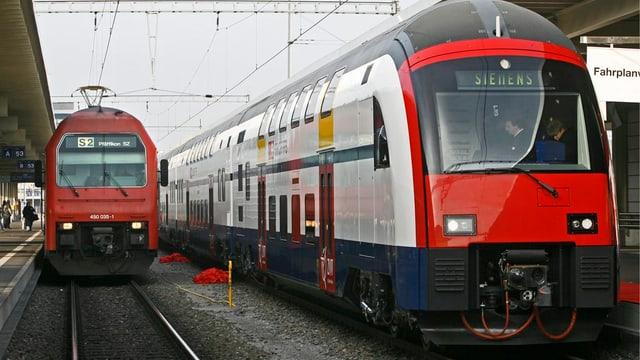 Trens sin binaris