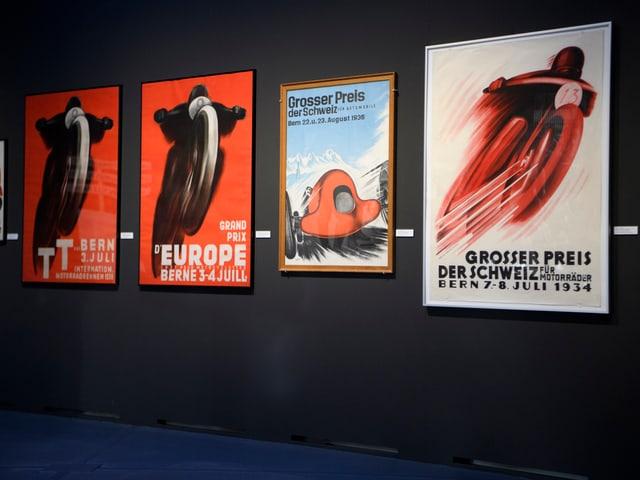 Alte Plakate