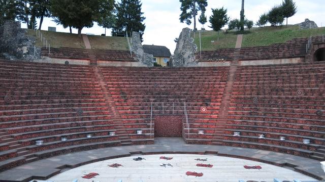 Römisches Theater in Augusta Raurica