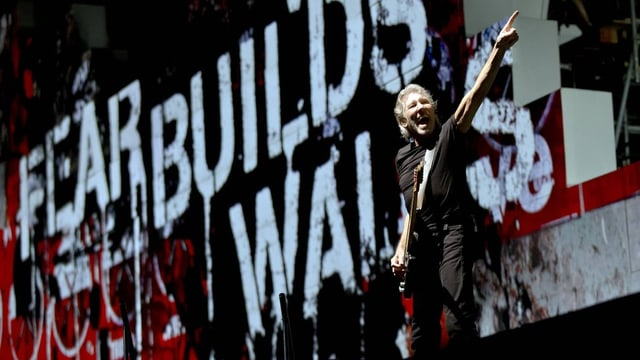 The Wall: Roger Waters