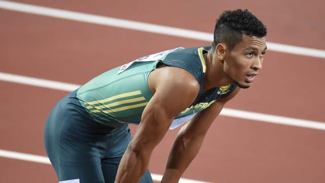 Superstar Wayde van Niekerk muss seine Teilnahme an Weltklasse absagen.