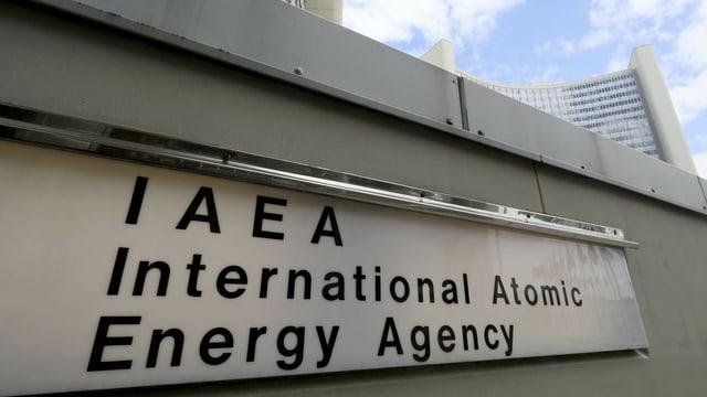Das ist die IAEA