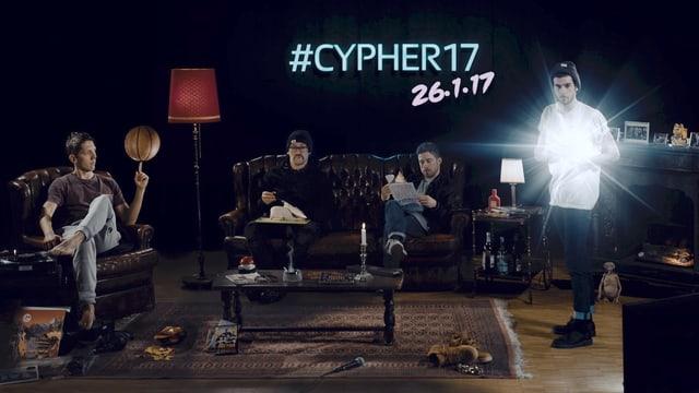 #Cypher17